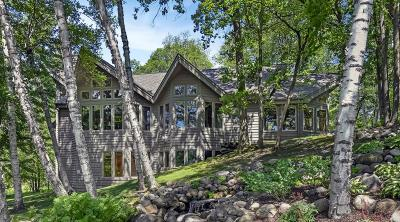 Nisswa Single Family Home For Sale: 929 Bass Lake Road