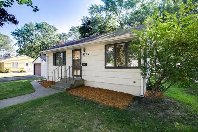 Bloomington Single Family Home For Sale: 8225 17th Avenue S