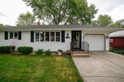 Edina MN Single Family Home For Sale: $350,000