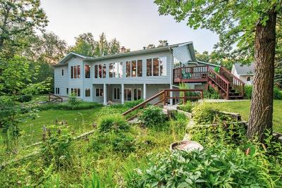 Park Rapids, Nevis Single Family Home For Sale: 21401 Friendly Bay Lane