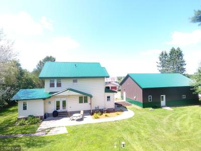 Aitkin Single Family Home For Sale: 40586 430th Avenue