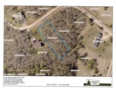 Breezy Point Residential Lots & Land For Sale: Tbd Logging Lane