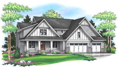 Eden Prairie Single Family Home For Sale: 10611 Cavallo Ridge