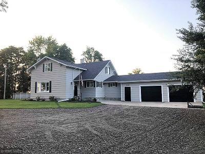 Cokato Single Family Home For Sale: 4382 Johnson Avenue SW