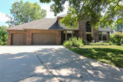 Woodbury Single Family Home For Sale: 1020 Autumn Alcove