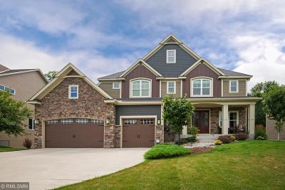 Blaine Single Family Home Contingent: 3412 117th Lane NE