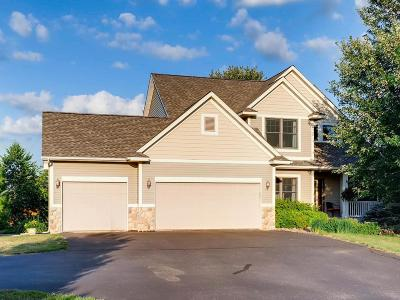 Hudson Single Family Home For Sale: 969 Fraser Lane
