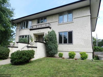 Saint Paul Condo/Townhouse For Sale: 555 Summit Avenue #1