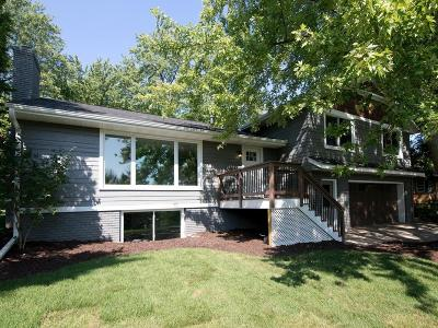 Minnetonka Single Family Home For Sale: 4336 Highview Place