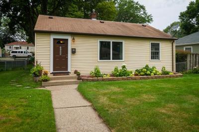 Richfield Single Family Home For Sale: 6932 Upton Avenue S