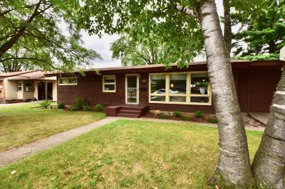 Saint Cloud MN Single Family Home Contingent: $109,900