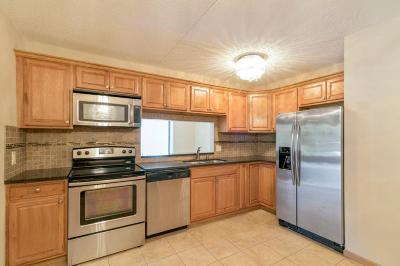 Minnetonka Condo/Townhouse For Sale: 10521 Cedar Lake Road #219