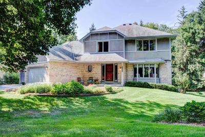 Wayzata, Plymouth Single Family Home Contingent: 12005 27th Avenue N