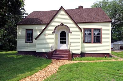 Long Prairie MN Single Family Home For Sale: $89,900