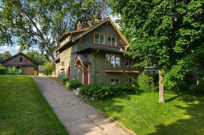 Mahtomedi Single Family Home For Sale: 72 Dahlia Street