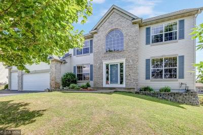 Rogers Single Family Home Contingent: 13944 Jacylyn Drive