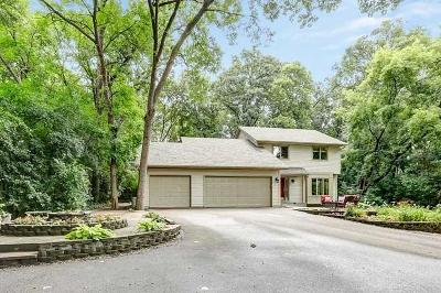 Plymouth Single Family Home For Sale: 330 Saratoga Lane N
