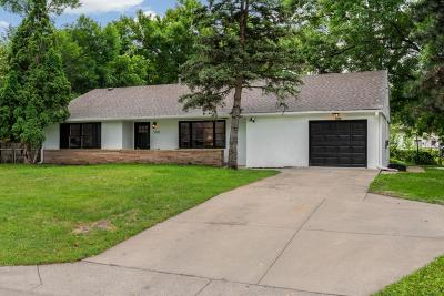 Golden Valley MN Single Family Home For Sale: $354,900