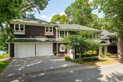 Minnetonka Beach Single Family Home For Sale: 3040 Northview Road