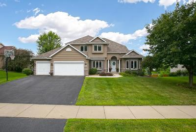 Eden Prairie Single Family Home For Sale: 12324 Chesholm Lane