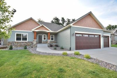 Saint Cloud Single Family Home For Sale: 3652 Fairmeadow Road S