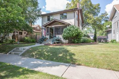 Saint Paul Single Family Home For Sale: 1785 Juliet Avenue