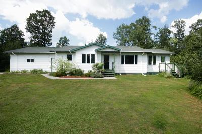 Bemidji Single Family Home For Sale: 3307 Saint Onge Drive NE