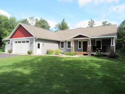 Brainerd Single Family Home For Sale: 9671 Ravenswood Road