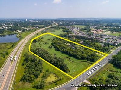 Scott County Residential Lots & Land For Sale: 7210 154th Street W