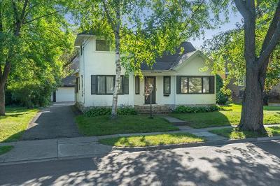 Edina Single Family Home For Sale: 4313 Eton Place