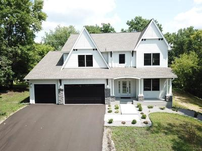 Minnetonka Single Family Home For Sale: 5213 Woodhill Road