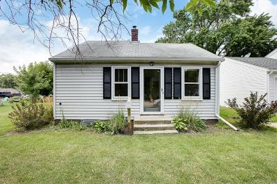 Bloomington Single Family Home For Sale: 8146 Nicollet Avenue S
