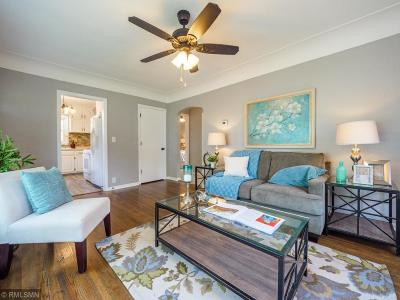 Columbia Heights Single Family Home For Sale: 5251 4th Street NE