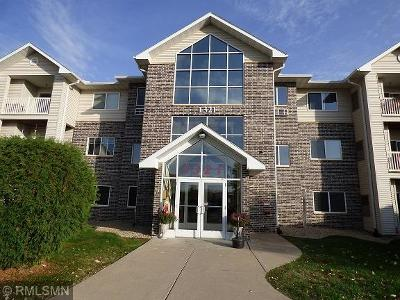 Chanhassen Condo/Townhouse For Sale: 1321 Lake Drive W #319
