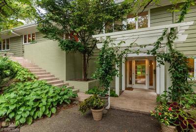 Saint Louis Park Single Family Home For Sale: 2324 Parklands Road