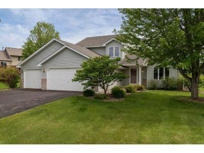 Rogers Single Family Home Contingent: 22127 Elm Parkway