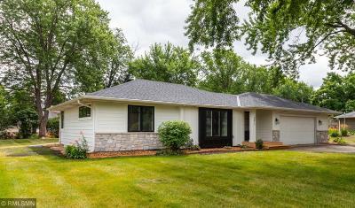 Deephaven Single Family Home For Sale: 3611 Leroy Street