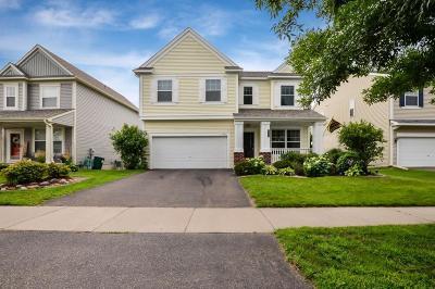 Blaine Single Family Home For Sale: 11416 Goodhue Street NE