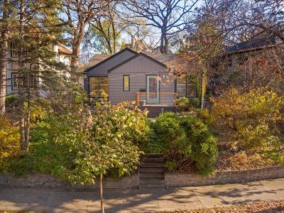 Minneapolis Single Family Home For Sale: 2520 W 22nd Street