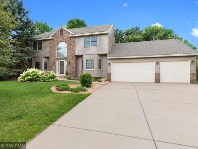 Eagan Single Family Home For Sale: 4337 Dorchester Court