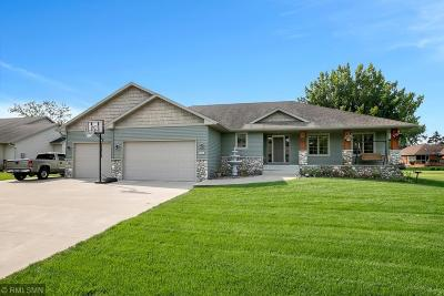 Rice MN Single Family Home For Sale: $359,900