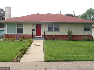 Hennepin County Single Family Home For Sale: 6136 12th Avenue S