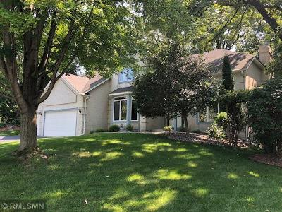 Eagan Single Family Home For Sale: 812 Great Oaks Trail