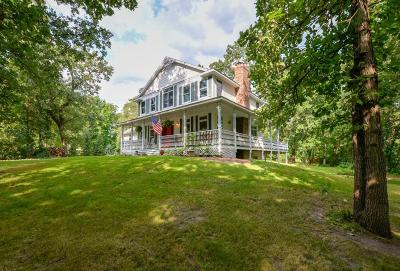Sherburne County Single Family Home For Sale: 19280 Highline Drive
