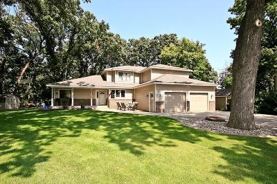 Hutchinson Single Family Home For Sale: 1275 Rolling Oaks Lane NW