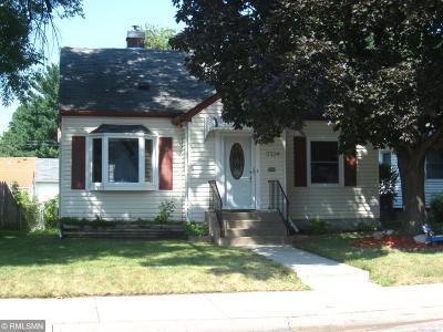 Minneapolis Single Family Home For Sale: 3324 36th Avenue S