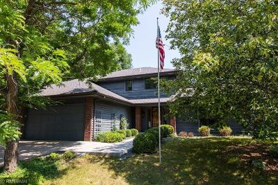 Vadnais Heights Single Family Home For Sale: 3970 Woodridge Court