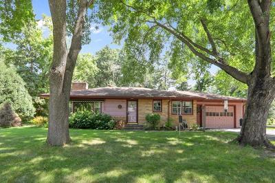 Minnetonka Single Family Home For Sale: 5327 Minnetoga Terrace