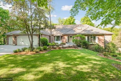 Wayzata, Plymouth Single Family Home For Sale: 675 Hillside Drive