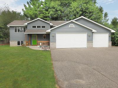 Howard Lake Single Family Home For Sale: 130 Dutch Lake Trail